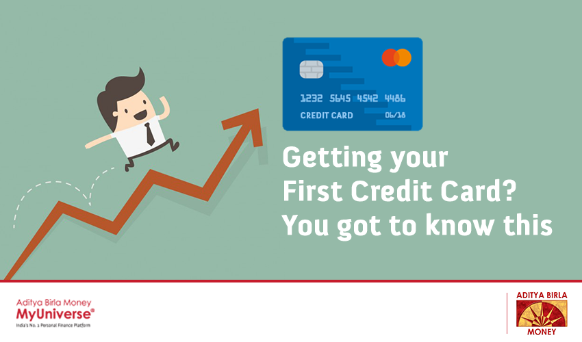 9 Things To Know Before Getting Your First Credit Card